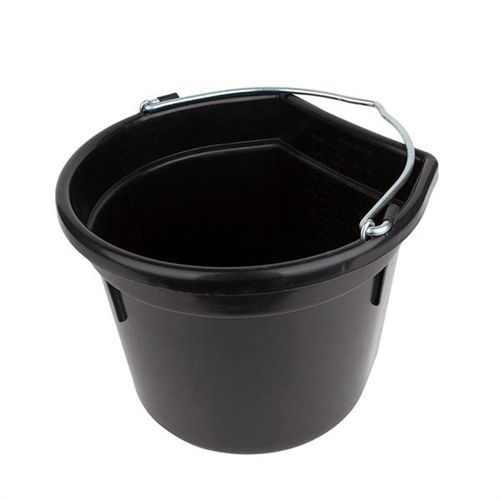 Turfmasters Flat Back Bucket