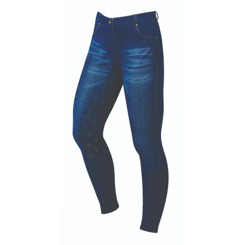 Dublin Shona Full Grip Denim Breeches