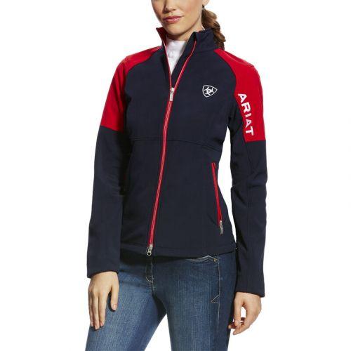 Ariat Ladies Continental Softshell Jacket