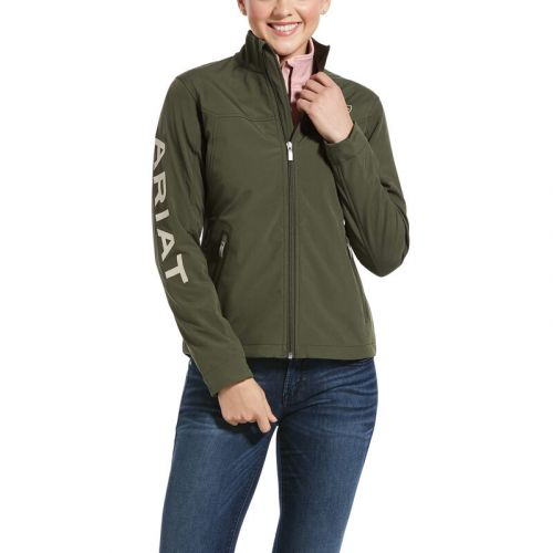 Ariat New Team Soft Shell Jacket