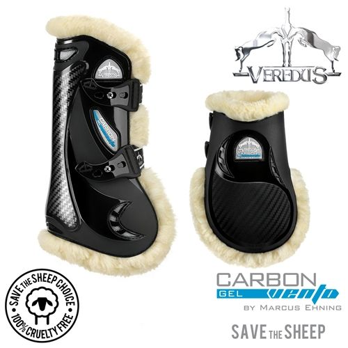 Carbon Gel Vento Tendon STS boots