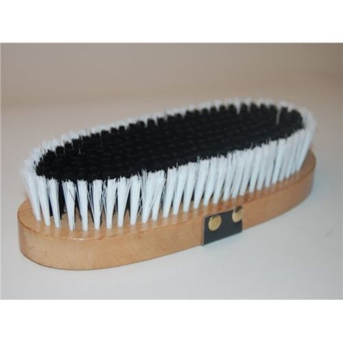 Turfmasters 2 Tone Wooden Body Brush