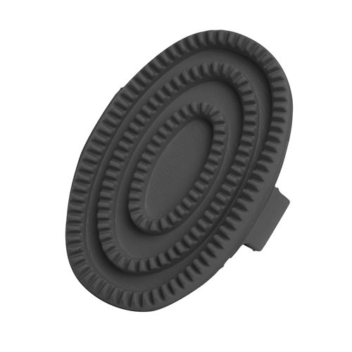 Turfmasters Rubber Curry Comb