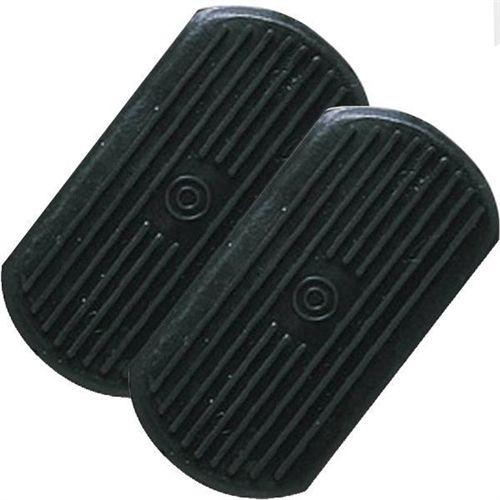 Black Treads for Open Bottom Stirrups