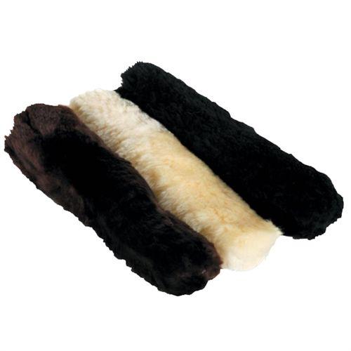 C.S.O. sheepskin noseband sleeve