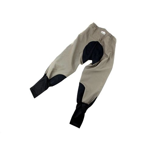 Hyland 3/4 Cotton Suede Breeches