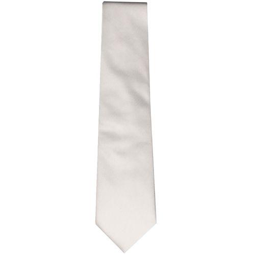Equetech Plain White Tie