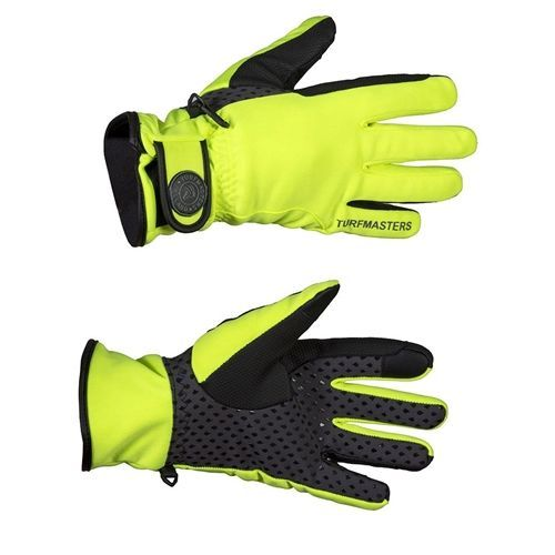 Turfmasters Winter Hi Viz Adult Gloves