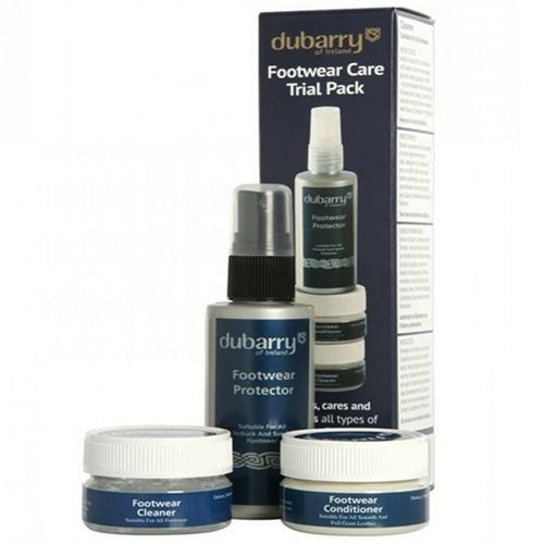 Dubarry Shoe & Boot Footwear Care Trial Pack