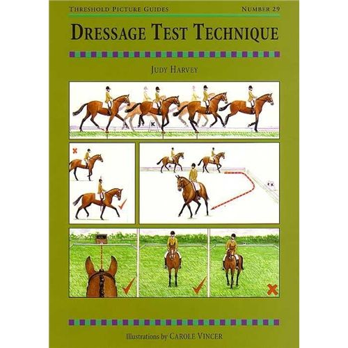 DRESSAGE TEST TECHNIQUESPROBLEM