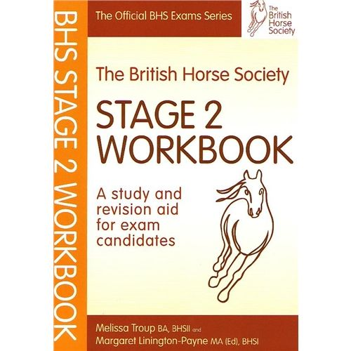 THE BHS WORKBOOK FOR STAGE 2