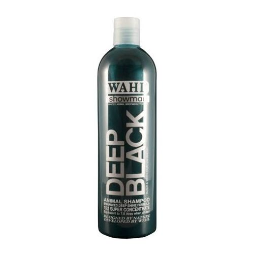 Wahl Deep Black Shampoo