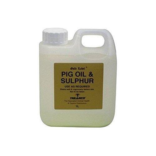 Pig Oil + Sulphur