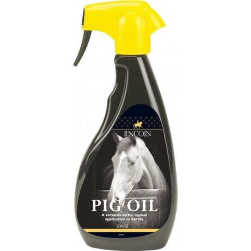 Lincoln Pig Oil Spray