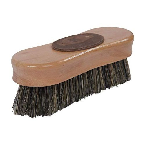 Kincade Wooden Deluxe Face Brush