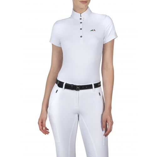 Equiline Womens Team Polo Short Sleeve
