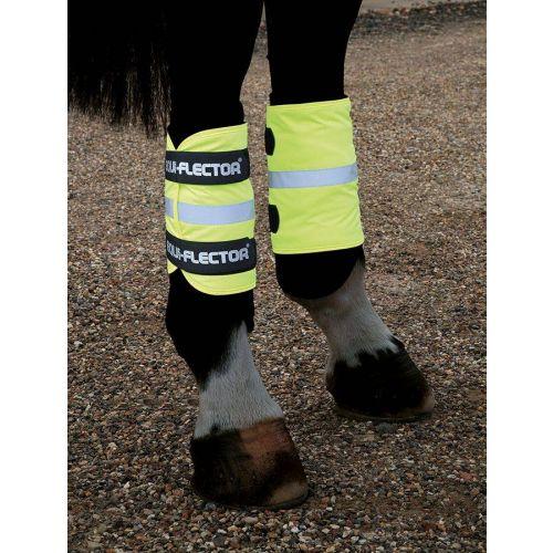 Equiflector Horse Hi Viz Leg Bands