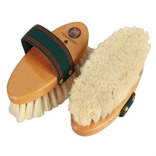 Equerry Dandy Brush with Strap