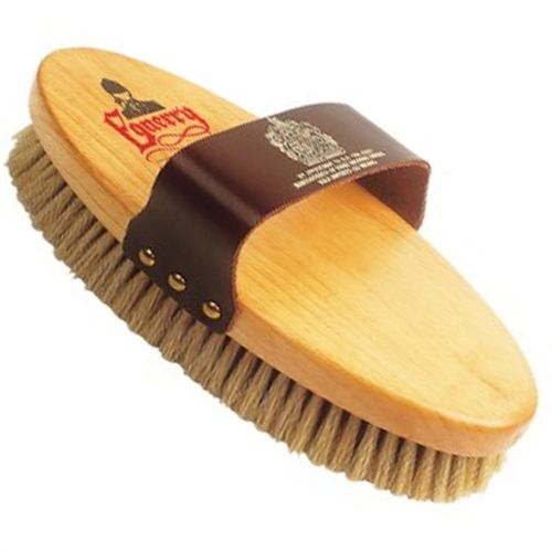 Equerry Body Brush - Wood Back