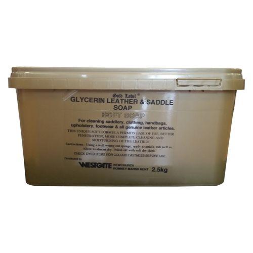 Gold Label Saddle Soap