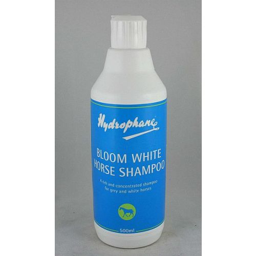 BLOOM WHITE HORSE SHAMPOO