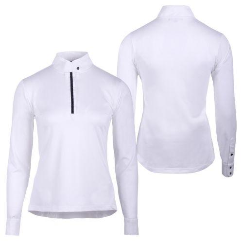 QHP Ladies Carmen Competition Shirt