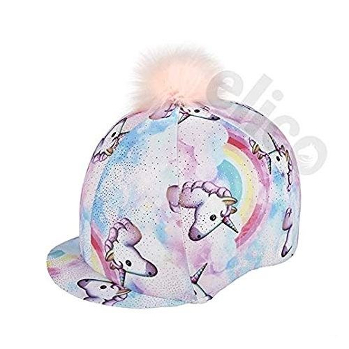 Pastel Unicorn Hat Silk