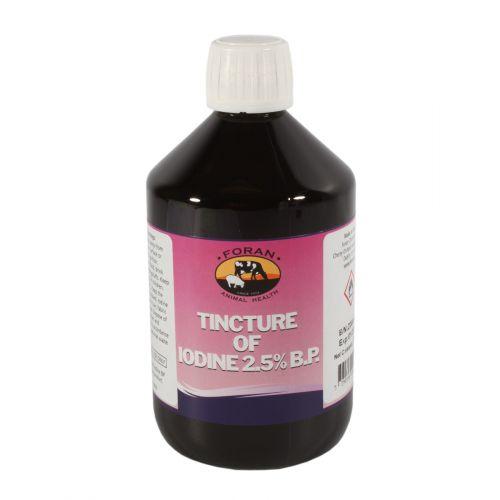 Forans Iodine Tincture 2.5%
