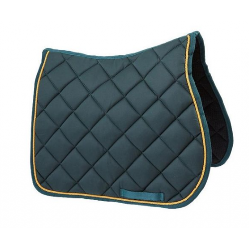 Turfmasters Piped Saddle Pad