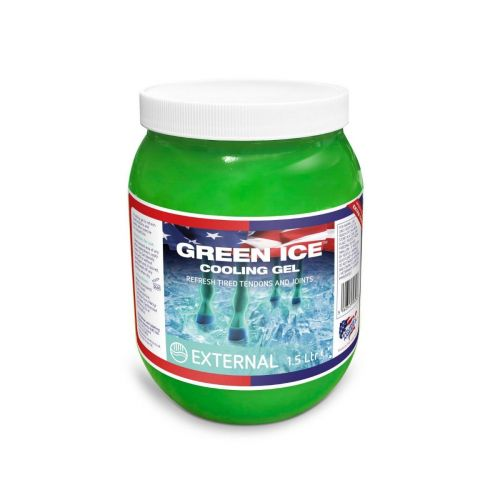 Green Ice Cooling Gel
