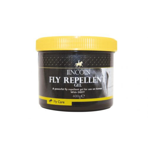 Lincoln Fly Repellant Gel