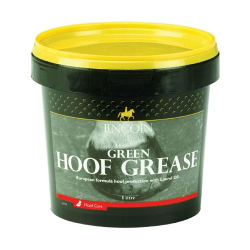 Lincoln Green Hoof Grease