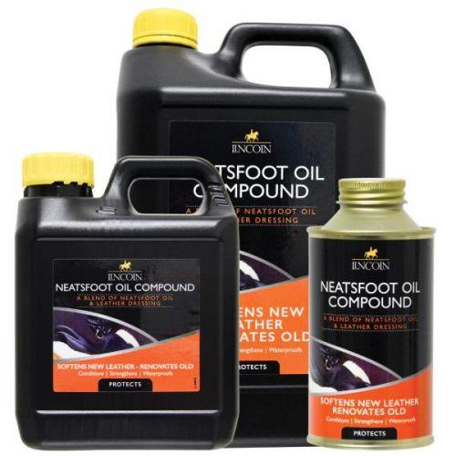 Lincoln Neatsfoot Oil