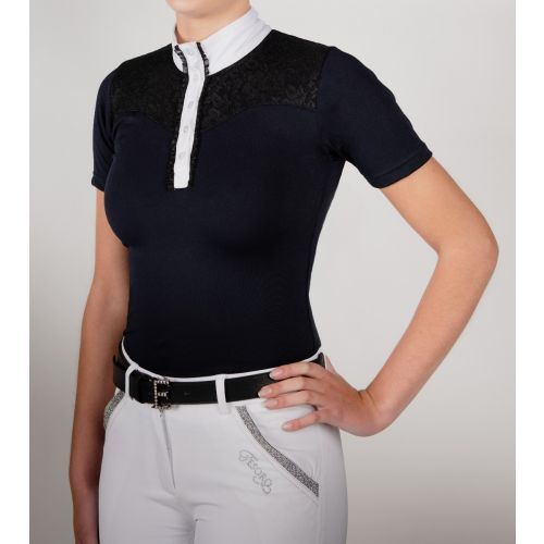Tesoro Lace Technical Showshirt