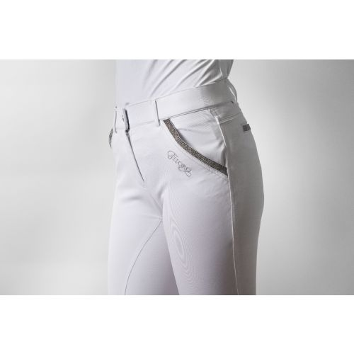 Tesoro Girls Knee-Grip Breeches