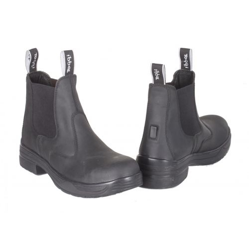 Toggi Kodiac Steel Toe Jodhpur Boot