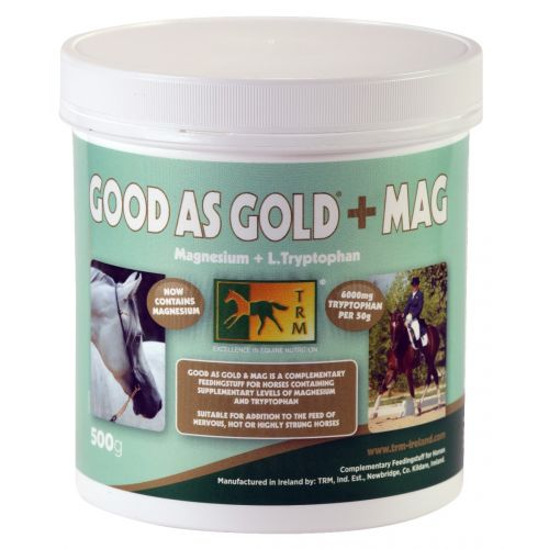 Good as Gold + Magnesium