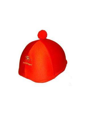 Ornella Hat Silk with Pom Pom