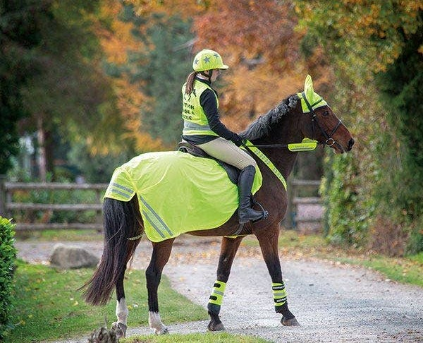 Winter hacking - be safe, be seen